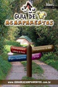ABAE lança guia de acampamentos. Uma publicação para orientar a escolha dos pais.