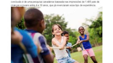 Férias: 5 benefícios que os acampamentos trazem às crianças