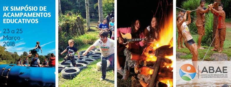 IX Simpósio de Acampamentos Educativos | ABAE